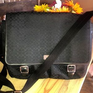 Coach Messenger Bag. Used once